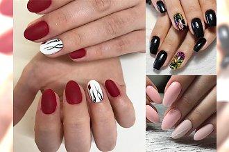 Manicure z pomysłem - stylizacje ze ślicznym zdobieniem na jednym paznokciu