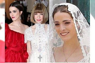 Córka Anny Wintour wyszła za mąż. Mogła mieć najbardziej spektakularną suknię ślubną świata, a wybrała... Szok!