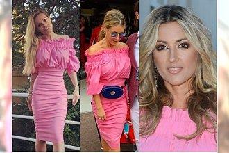Karolina Szostak w takiej samej sukience co Doda i Rozenek! Wyglądała lepiej od nich?
