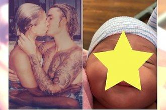 Justin Bieber pokazał DZIECKO! Podobne do niego?