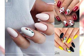 Przegląd modnych zdobień manicure - zakochacie się w tych detalach!