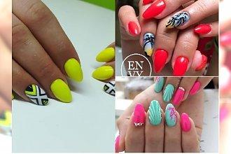 Manicure 2018: Neonowe paznokcie to must have na lato! Pokochasz ten trend!