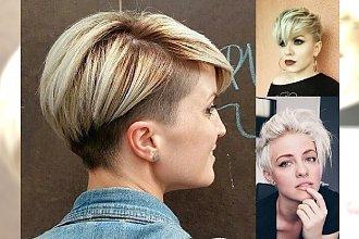 25 krótkich cięć dla blondynek - galeria zjawiskowych fryzur