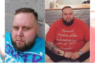 """Znacie Big Boya z Gogglebox? Schudł już 141 kg! """"Jestem jak nowonarodzony"""""""