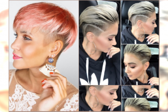 Krótkie fryzury podbijają jesienne trendy 2019. A TO CIĘCIE znów jest hitem!