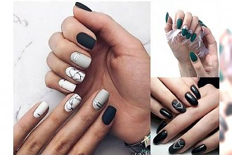 Top 25 propozycji na szalenie kobiecy manicure! [GALERIA]