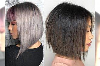 Klasyczne fryzury średnie w nowoczesnej odsłonie. Tak urocze, że zakochacie się w nich na nowo!