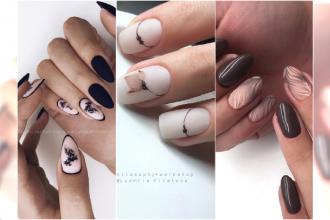Gorące trendy w manicure. Spróbujcie matowy nude i nowe pomysły na czerwone paznokcie