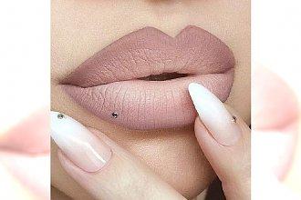 Chcesz mieć idealnie pomalowane usta? Sprawdź idealny i tani TRIK!