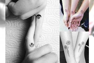Tatuaże dla sióstr i przyjaciółek - galeria oryginalnych i uroczych wzorów