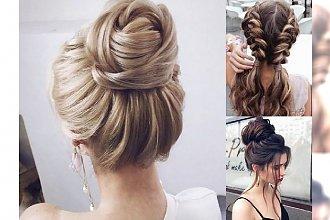 Fryzury okazjonalne - najpiękniejsze uczesania dla włosów długich i półdługich