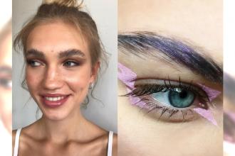 Najnowszy trend w stylizacji brwi - Soap brows