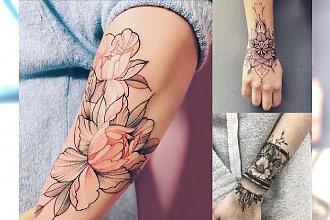 Tatuaż na rękę - ciekawe i unikalne wzory dla dziewczyn!