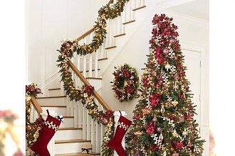 Boże Narodzenie 2019: dekoracje i ozdoby świąteczne. Jak pomysłowo udekorować dom na święta?
