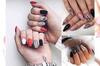 25 pomysłów na stylowy manicure - galeria kobiecych trendów