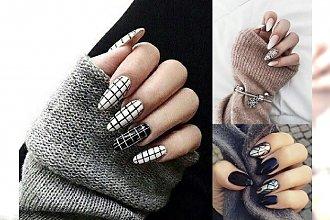 25 propozycji na śliczny manicure - galeria modnych stylizacji