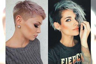 40 propozycji na krótkie cięcie - fryzury pixie, undercut i wiele innych