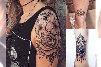 Galeria kobiecego tatuażu - 30 najpiękniejszych wzorów, które Cię zachwycą