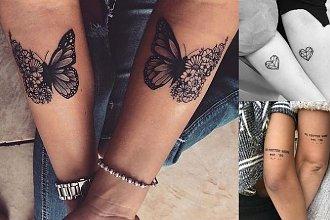 Tatuaże dla przyjaciółek - najciekawsze propozycje z sieci