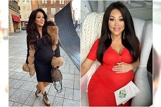 """Seksowna Sylwia Bomba z """"Googlebox"""" zaraz urodzi. """"W ciąży przytyłam 10 kg i jest mi bardzo ciężko!"""""""
