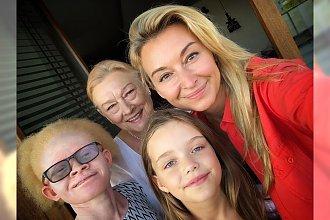 Martyna Wojciechowska adoptowała drugą córkę. To kolejna dziewczynka z Tanzanii