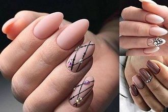 Nude manicure - galeria stylowych i eleganckich zdobień