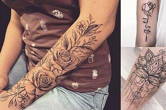 Galeria kobiecego tatuażu - 18 fascynujących wzorów dla kobiet