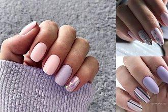 20 gustownych i subtelnych pomysłów na pastelowy manicure
