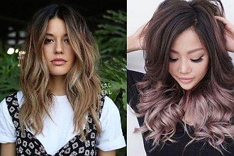 Ombre, balejaż i refleksy w przepięknych odcieniach - uzyskaj efekt słonecznego rozjaśnienia na włosach