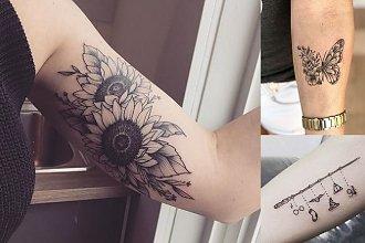 Tatuaż na rękę - galeria unikatowych i kobiecych wzorów