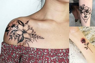 Galeria tatuażu - 27 ślicznych i kobiecych wzorów
