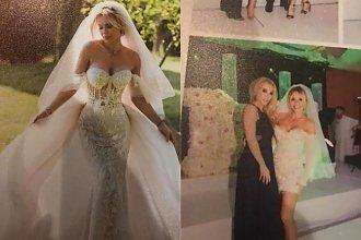 Doda pokazała album ślubny i niepublikowane zdjęcia z wesela. Zaśpiewała specjalnie dla rodziców!