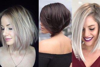 Fryzury średnie 2019. Zobacz, jak modnie ściąć włosy do ramion!