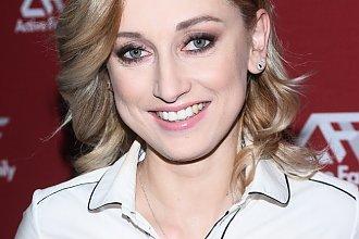 Odmieniona Justyna Żyła promuje swój program. Nowa fryzura, profesjonalny wizaż. Tak teraz wygląda wschodząca gwiazda telewizji!