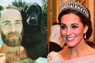 Znacie Jamesa Middletona? Tak wygląda brat księżnej Cambridge