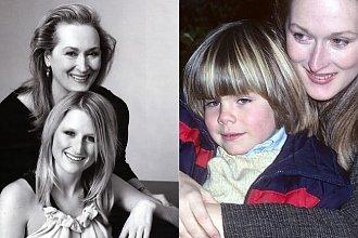 Meryl Streep w zupełnie nowej roli... Po raz pierwszy zostanie babcią!