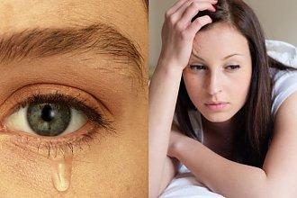 Było ci tak dobrze, więc skąd ten łzy? Smutek po SEKSIE dopada nawet połowę kobiet!