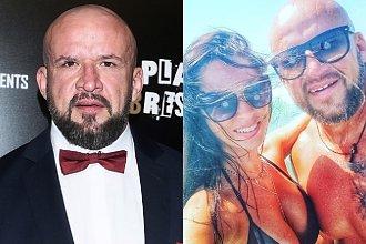 """Tomasz Oświeciński wrócił do byłej żony. Pochwalił się nią na premierze """"Plag Breslau"""""""