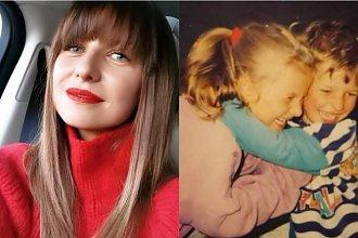 Anna Lewandowska pokazała brata. Tak wyglądał w dzieciństwie, a teraz? Niezłe ciacho!