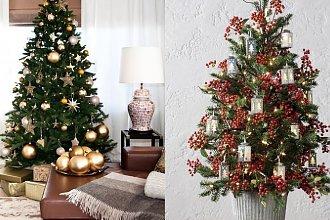 Dekoracja choinki. Jak udekorować żywe drzewko na Boże Narodzenie?