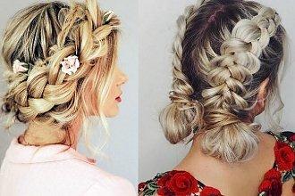 Fryzura z warkoczem - galeria kobiecych i stylowych inspiracji