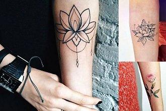 Tatuaż na rękę - 27 oryginalnych i stylowych wzorów