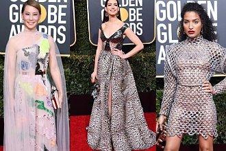 """Modowe koszmary na Złotych Globach. Konkurencja w kategorii """"najgorsza suknia"""" była zacięta!"""