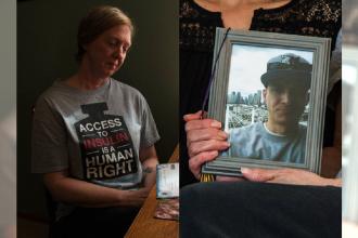 """Słowa matki patrzącej na akt zgonu poruszają: """"To nie powinno się zdarzyć"""""""