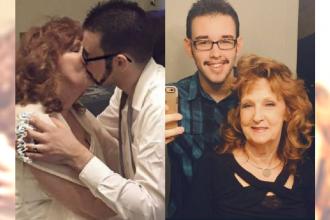 Ma 74 lata, a jej mąż jest od niej MŁODSZY o 53 lata! Miejsce ich pierwszego spotkania to...