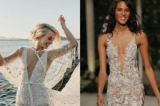 NAGIE suknie ślubne mają być gorącym trendem 2019 roku. Tylko czy odważyłybyście się TAK stanąć przed ołtarzem?