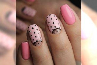 Dotticure: Manicure w kropki - modny sposób zdobienia paznokci