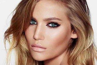 Usta w odcieniu nude - naturalny makijaż ust