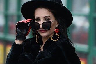 Justyna Steczkowska ma lepszy styl niż Doda? Nieprzekonani niech spojrzą na jej stylizację z DDTVN