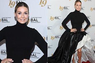 Suknia Rozenek z Balu Dziennikarzy to KOPIA sukni znanego projektanta?! Podobieństwo jest uderzające...